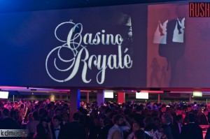 Casino Royale theme The Gabba