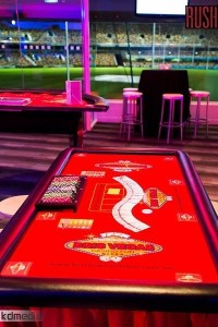 Texas Holdem Poker the Gabba